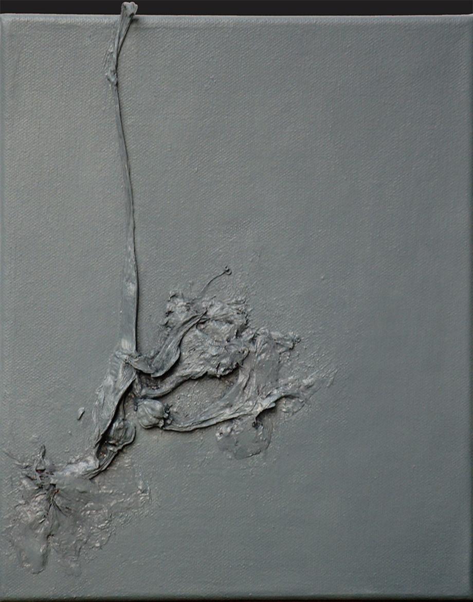 Gespräch mit dem Stein 2 - Natur - Hilke Knoblauch