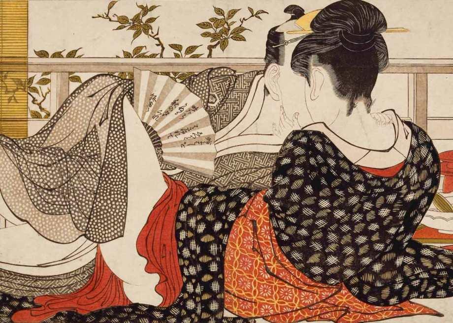 Kitagawa-Utamaro-Lovers-Teahouse
